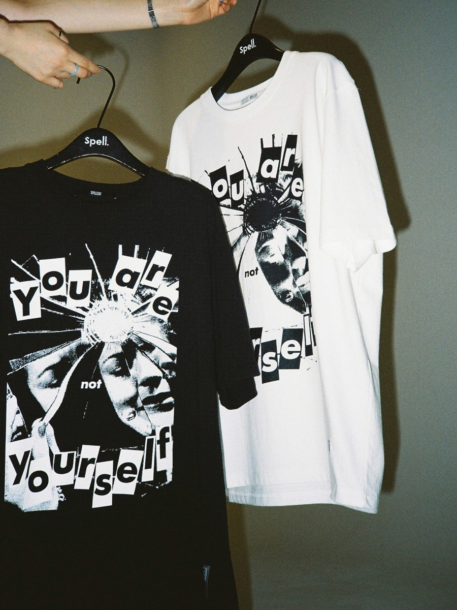 'YOURSELF' T-SHIRT